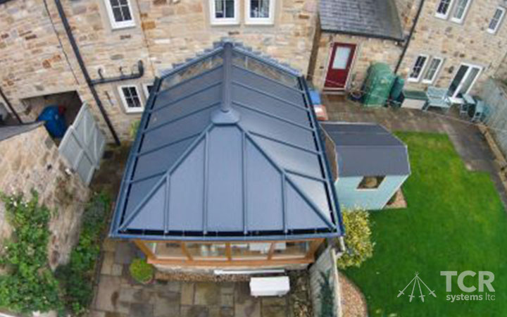 Conservatory Roofing Fabricator Gallery
