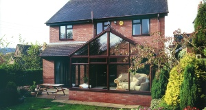 Gable End Conservatory Birmingham
