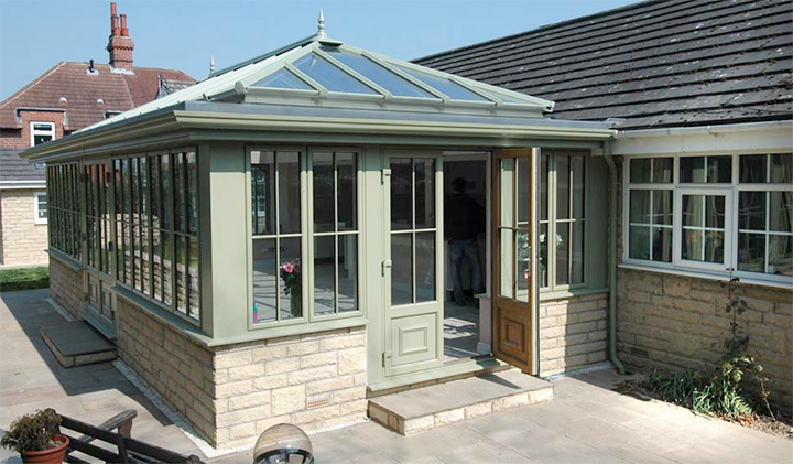 UCornice Conservatory Roof