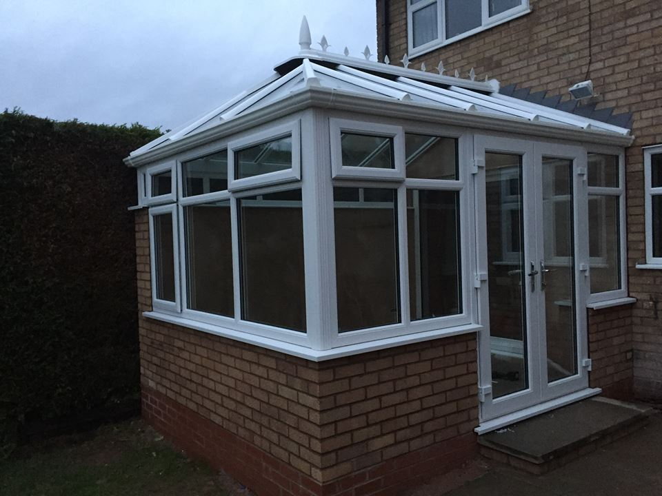 Supplied Conservatory Roofs